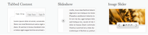 Elegant Themes Shortcode Auswahl