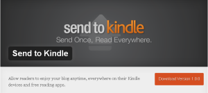 "Wordpress Plugin zum ""Send to Kindle""-Button"