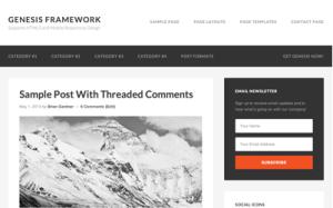 Studiopress Genesis Framework – News und Infos zur Version 2.0