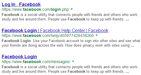 Google Experiment mit versteckte URLs teil3