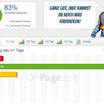 onpage.org Überschriften Optimierung