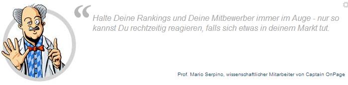 onpage.org prof. mario serpino tipps und tricks