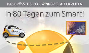 XOVI SEO-Contest mit coolen Preisen – Start am 1. Mai