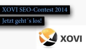 XOVI SEO-Contest ist gestartet