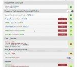 seorch - analyse der technischen seo faktoren - kostenloses seo tool