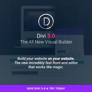 Divi 3.0 – Der vielleicht beste visuelle WordPress Page(Theme)Builder?